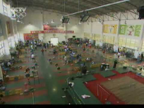 Great Video of Chinese Weightlifting ( Courtesy CCTV)