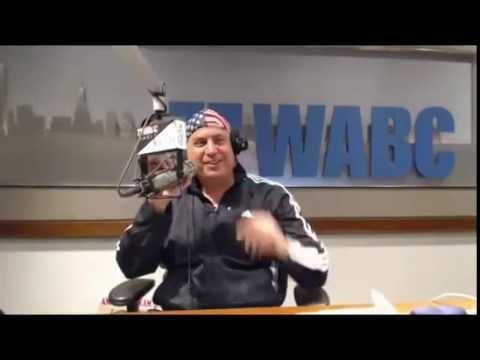 Frankie Russo Show #124 on 77 WABC Radio NYC