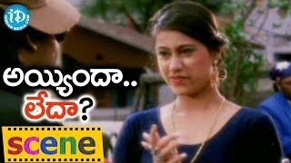 Ayyindha Ledha Movie Scenes - Ali And Raksha Comedy || Kota Srinivasa Rao || Brahmanandam