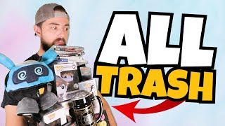 I Collected 10 Years of Gaming Junk So You Don't Have To
