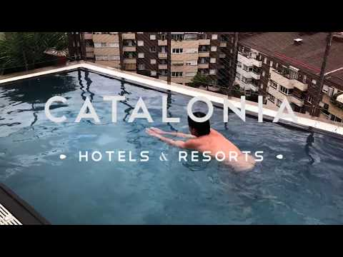 Catalonia Park Putxet Hotel In Barcelona, Spain By ClickDo Media