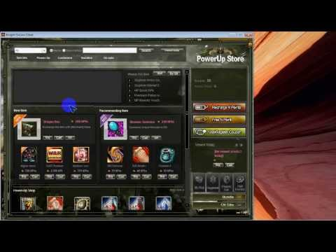 Knight Online Cash Premium N Points Nasıl Yüklenir Dc,War,Exp,Gold,Plat,bronze Premium