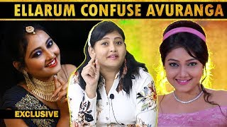 Roja and I can do double action …! | Naayagi Serial Actress Sowmiya Interview
