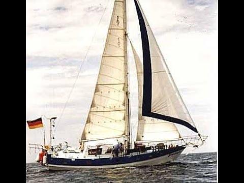 Weltumseglung, Start am Niederrhein zum Mittelmeer SY JOSEF HAYDN Teil 01