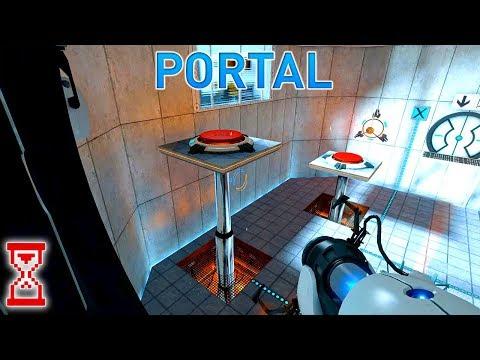 Cтрим Прохождение Портала | Portal