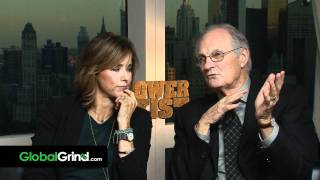Tea Leoni And Alan Alda Interview: Getting Drunk, Stunt Men & More