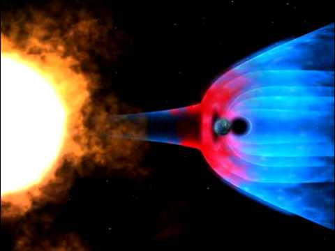 EFFECTS OF SOLAR WIND ON THE EARTH