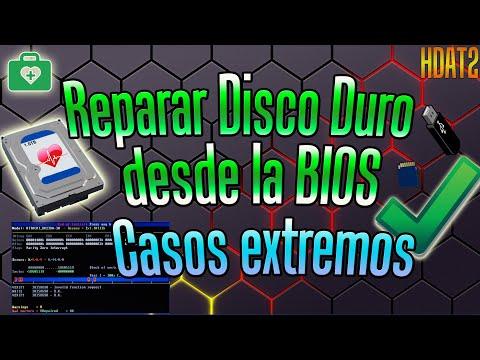 Cómo Reparar Disco Duro, Pendrive O SD Desde La BIOS Para Casos Extremos✅ HDAT2 | HHD Regenerator