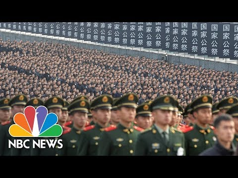 Download Youtube: China Marks 80th Anniversary Of Nanjing Massacre With Somber Memorial, Healing Words | NBC News