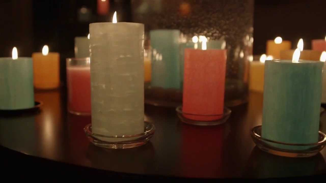 GloLite By PartyLite Candles