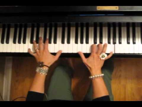 Revelation Song On Piano With Chord Chart Youtube