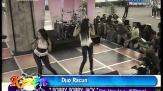 2 RACUN Live At Keren (26-12-2012) Courtesy TVRI