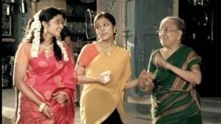 Janani Iyer in TATA gold plus AD
