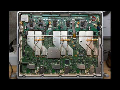 Nokia Siemens Flexi WCDMA (Mobile Phone) base station teardown: Power amplifier. (Part 4)