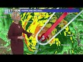 Forecast: Hurricane Michael moving in to south Georgia overnight Wednesday