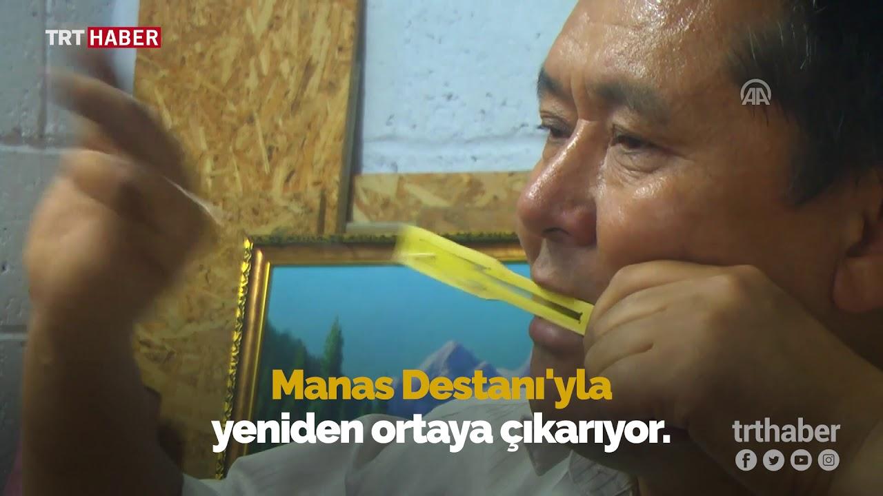 Unutulan Kırgız geleneksel müzik aletleri hayata dönüyor