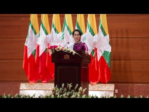 Burma: Aung San Suu Kyi says does not fear global