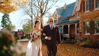 Matt & Lauren | Teaser | Belcroft Estate | Toronto Wedding Videography | Heart Crafted Films