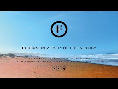 SAFW SS19 | DURBAN UNIVERSITY OF TECHNOLOGY