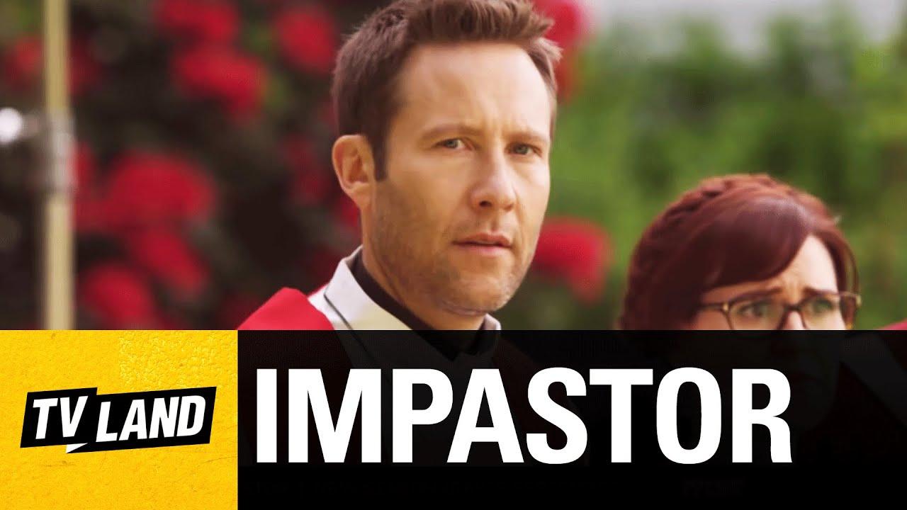 Download Impastor | Season 2 Trailer Michael Rosenbaum & Sara Rue Comedy | TV Land