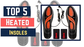 Top 5 Best Heated Insoles 2020