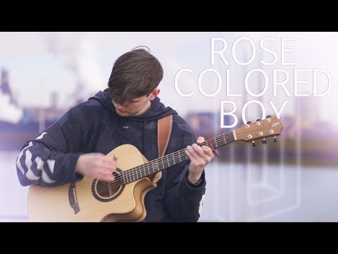 Paramore - Rose-Colored Boy - Fingerstyle Guitar Cover