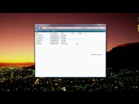 How To Transfer Songs From IPod To ITunes On Windows VISTA
