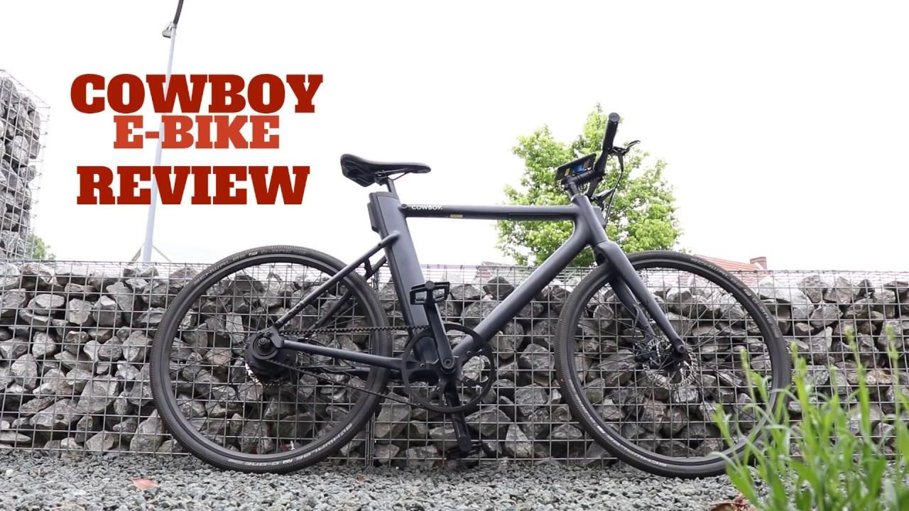 Cowboy Ebike