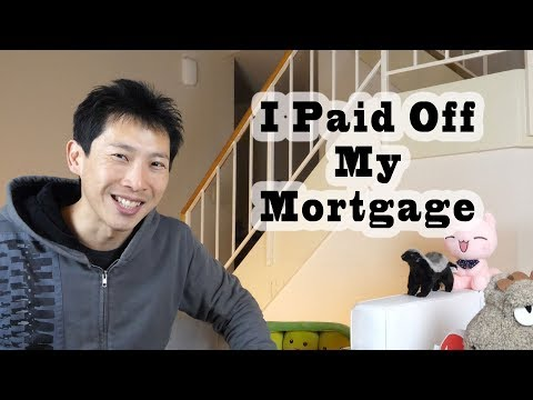 Paid off My Mortgage in 7 Years