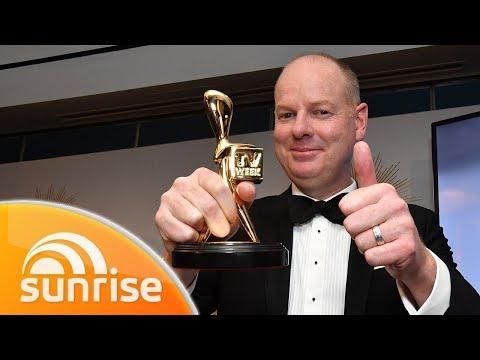 Tom Gleeson Apologises For Winning The Gold Logie | Sunrise