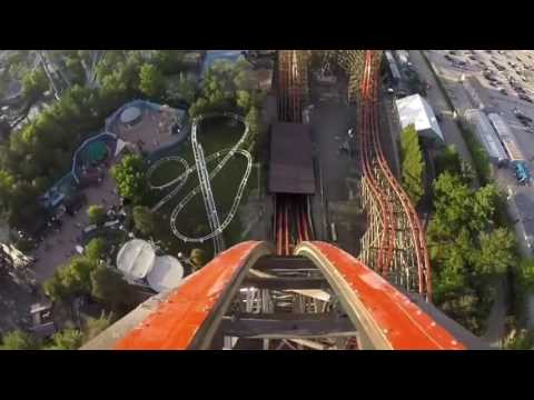 Top 10 RMC Rollercoasters