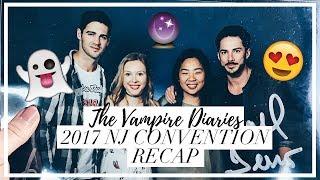 MEETING THE CAST OF THE VAMPIRE DIARIES // TVD 2017 NJ CON RECAP