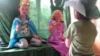 Tre små soldater Film
