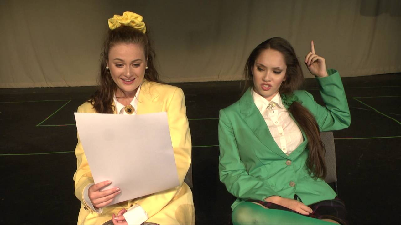 Heathers: The Musical 2016 - YouTube