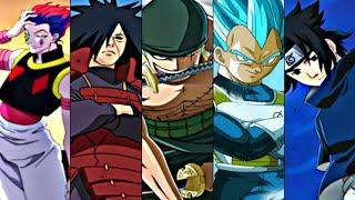 best fight anime 2019 naruto . hxh . one piece . dragon ball