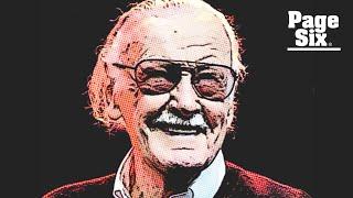 Marvel Comics co-creator Stan Lee's most famous superheroes thumbnail