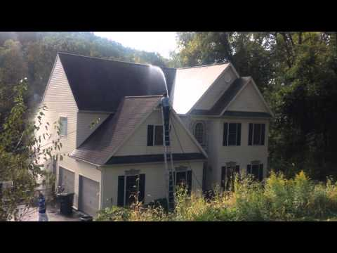 Roof Cleaning and Power Washing York Pennsylvania