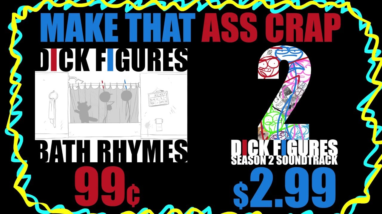 dick figures bath rhymes lyrics