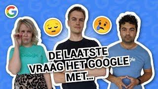 😢 De laatste Vraag het Google met... - Vraag het Google