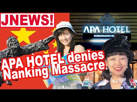 APA Hotel Chinese Tourism Scandal (JNEWS!)