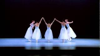 Balanchine's Serenade - Ballet Academy East 2011 performance