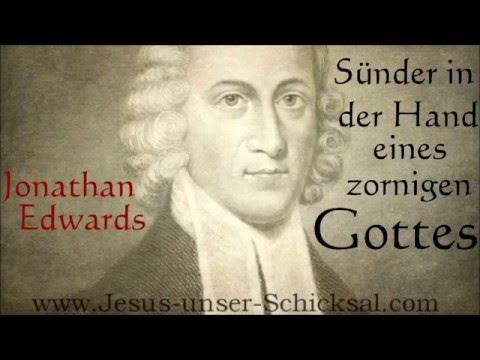 Sünder in der Hand eines zornigen Gottes - Jonathan Edwards - YouTube