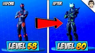 SECRETS TO UNLOCK MAX OMEGA In Fortnite Season 4! How To LEVEL UP FAST In Fortnite TIPS AND TRICKS!