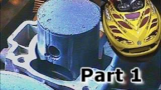 2002 Ski-doo MXZ 700 Top End Rebuild: Part 1
