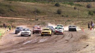 Четвертый этап Чемпионата Украины на легковых автомобилях и СКА багги
