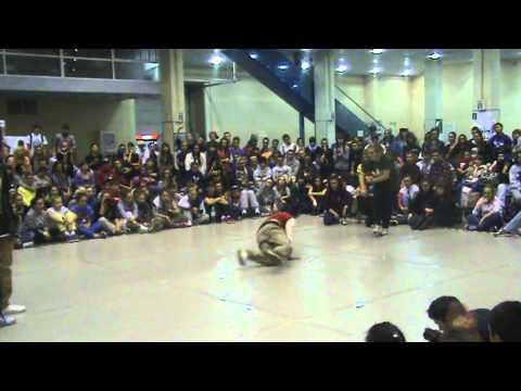 Tolu & Well-D vs Sonya & Stomatolog | Hip-Hop 2vs2 1/8  | UDS FEST 9