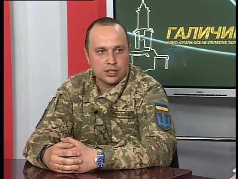 Актуальне інтерв'ю. М. Максимів. Р. Янко. 10 - та окрема гірсько-штурмова бригада