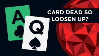 Card Dead Compensation? | Red Chip Poker