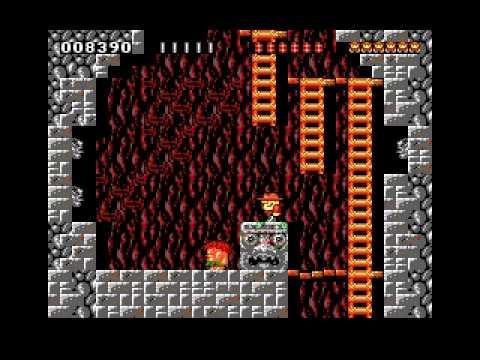 Rick Dangerous (Core Design) (MS-DOS) [1989]