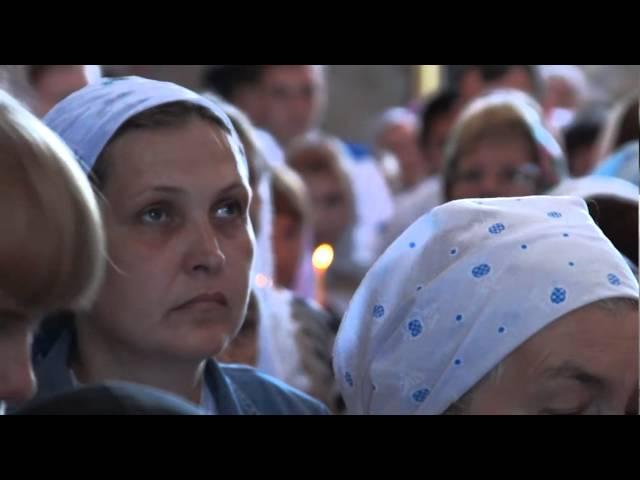 Саракташское чудо - фильм к 25-летию обители